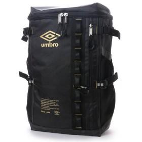 アンブロ デイパック バックパック : ブラック (UJA1764) UMBRO