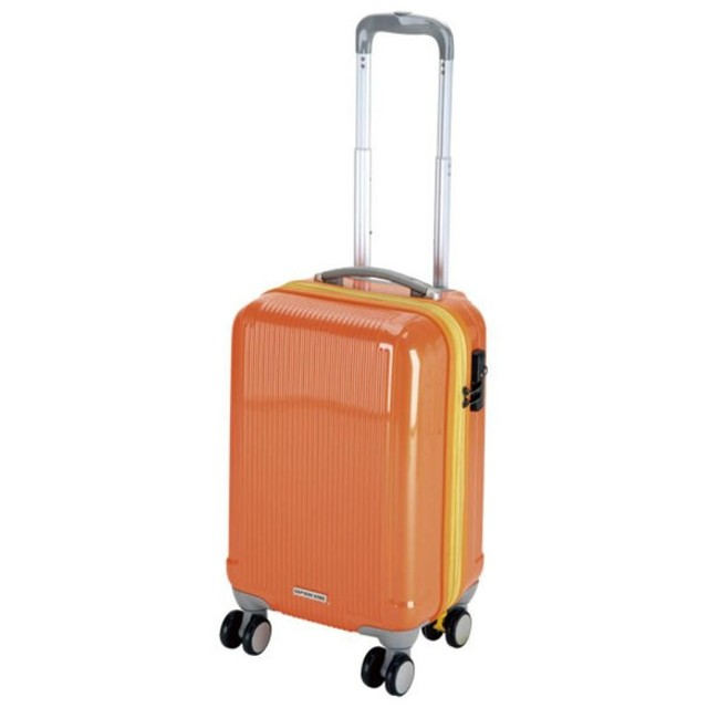 CAPTAIN STAG キャプテンスタッグ グレル スーツケース 40L~50L UV0042