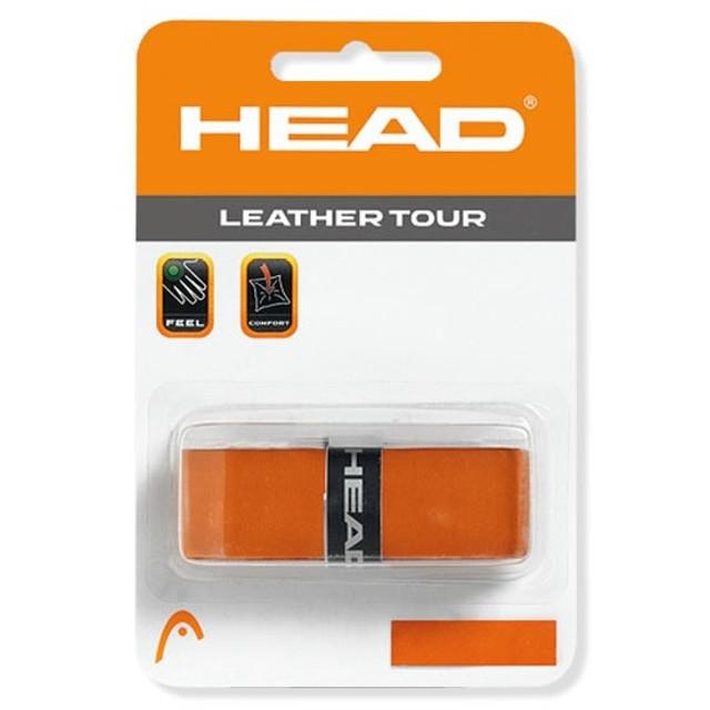 ヘッド テニスアクセサリ・小物  Leather Tour/レザーツアー(282010)グリップテープ元グリリプレイス