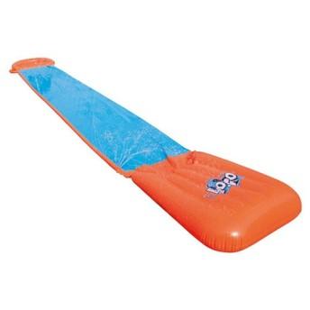 家庭用プール 水遊び おもちゃ Bestway ベストウェイ H2O Go! シングルスライダー 1人用 549x82cm #52198