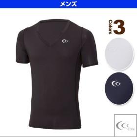 シースリーフィット オールスポーツアンダーウェア  クーリング Vネックハーフスリーブ/メンズ(3F08112)