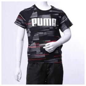 プーマ PUMA ジュニア 半袖Tシャツ PUMA Hero AOP SS Tシャツ 852258