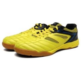 イグニオ IGNIO フットサル シューズ 靴 : イエローXブラック IG-8FS0024