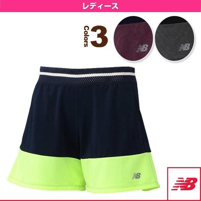 4a7b673d99cd ニューバランス テニス・バドミントンウェア(レディース) ショーツ/レディース(JWST7518)