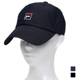 フィラ メンズ キャップ TCカラーデニム 185-113001 FLM AZ TC COLORDENIM CAP 帽子 FILA UV対策 熱中症 暑さ対策