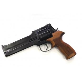 マルシン 6mmBB ガスガン マテバ リボルバー/6mm/X/WDB/木製グリップ