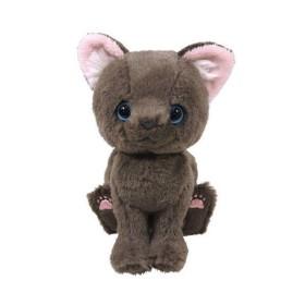 [NekoMon No.15 掲載商品] Kitten(キトン) ぬいぐるみ  ロシアンブルー【ねこ】