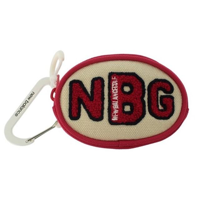 bc80d5e529a44 ニューバランス NBGキャンバスボールポーチ 0128184501 レディース ゴルフ ラウンドポーチ New Balance