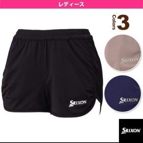 スリクソン テニス・バドミントンウェア(レディース)  ゲームショーツ/レディース(SDS-2590W)テニスウェア女性用
