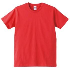 UnitedAthle(ユナイテッドアスレ) 5.0オンスTシャツ(キッズ) 540102C フレンチレッド 160