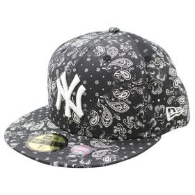 ニューエラ キャップ 59FIFTYブラック (11557581) 帽子 NEW ERA UV対策 熱中症 暑さ対策