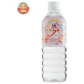 【送料無料】 奥長良川名水  夢ありがとう プラチナ水  500mlペットボトル×24本入