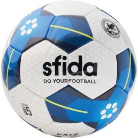 SFIDA(スフィーダ) 【サッカーボール 5号球】 VAIS BSFVA02 WHITE/BLUE 5