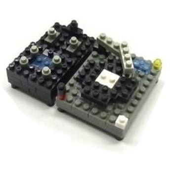 4972825142660:ナノブロック DJセット【新品】 nano block