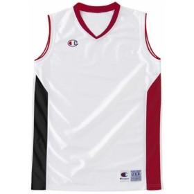Champion(チャンピオン) WOMENS バスケット ゲームシャツ CBLR2203 WR ホワイトR S