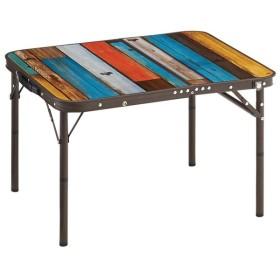 ロゴス グランベーシック 丸洗いスリムサイドテーブル7060 (73189035)  LOGOS