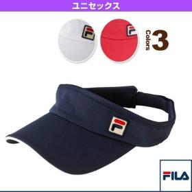 フィラ テニスアクセサリ・小物  バイザー/ユニセックス(VM9501)