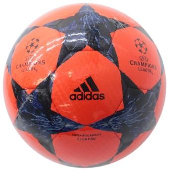 アディダス サッカーボール フィナーレ17-18 クラブプロ 4号球 AF4856ORB ジュニアキッズ・子供 試合球 adidas