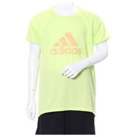アディダス adidas ジュニア 半袖機能Tシャツ GESSバックプリーツTシャツ CX3821