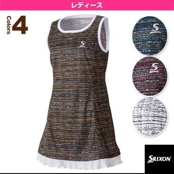 スリクソン テニス・バドミントンウェア(レディース) ワンピース/レディース(SDP-1720W)テニスウェア女性用