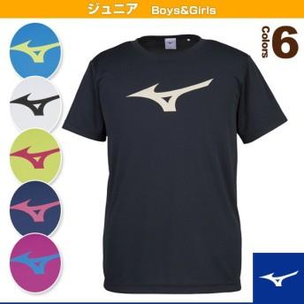 ミズノ オールスポーツウェア(メンズ/ユニ)  BS Tシャツ ビッグロゴ/ジュニア(32JA8155)