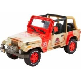 マッチボックス ジュラシック・ワールド 1/18 ジープ・ラングラー FRM53(1コ入り)[ベビー玩具・赤ちゃんおもちゃ その他]【送料無料】