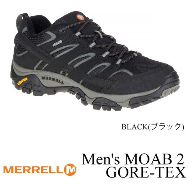 6bc0ec37 Men's MOAB 2 GORE-TEX (メンズ モアブ2ゴアテックス) BLACK(ブラック ...