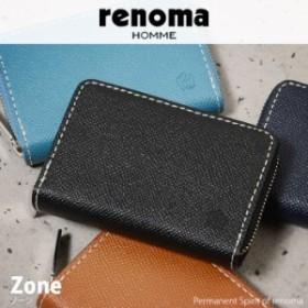 レノマ renoma 小銭入れ ゾーン 515611 メンズ コインケース 革 財布