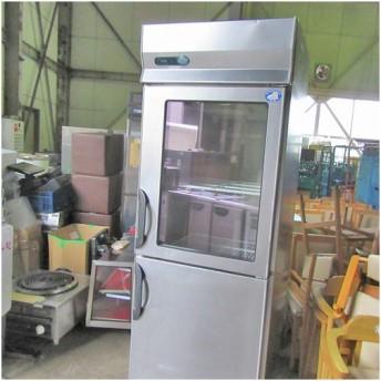 縦型冷蔵庫 三洋電機 SRR-G781 業務用 中古/送料無料 幅745×奥行800×高さ1950