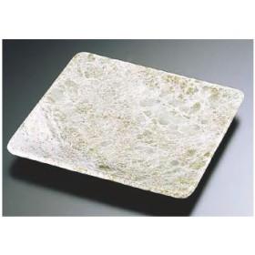 石器 正角皿 YSSJ-014 17cm【代引き不可】