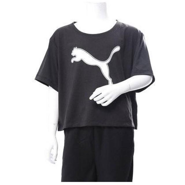 プーマ PUMA ジュニア 半袖機能Tシャツ Softsport グラフィック SS Tシャツ 852200