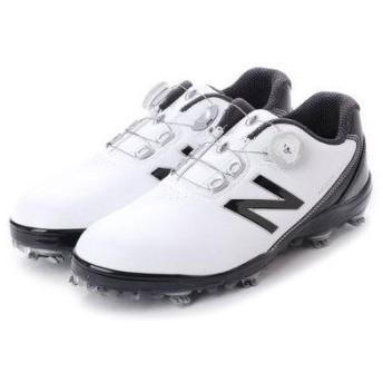 ニューバランス new balance メンズ ゴルフ ダイヤル式スパイクシューズ MG1001WB MG10012E 972