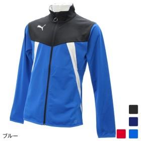 プーマ メンズ ジャージジャケット トレーニングジャケット サッカー フットサル (655383) PUMA