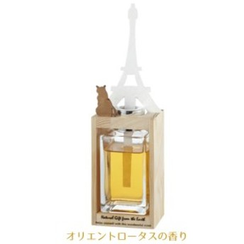 取寄品:3週間前後 ルームフレグランス (芳香剤) アルブル オリエントロータスの香り ねこ インテリア用品