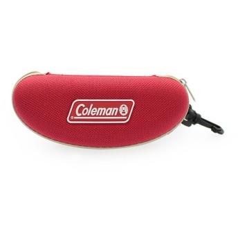 コールマン サングラス ケース : レッド (CO-07ケースRD) Coleman