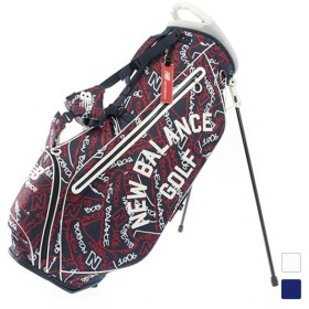 ニューバランス タギングシューズPTスタンドキャディバッグ 8180002 ゴルフ キャディバッグ New Balance