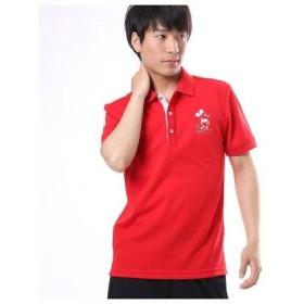 ディズニー Disney メンズ ゴルフ 半袖シャツ ゴルフ 半袖シャツ DN-1H1007PMK