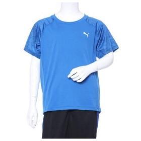 プーマ PUMA ジュニア 半袖機能Tシャツ Gym AOP SS Tシャツ 852162