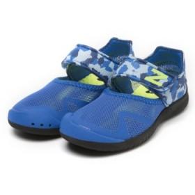キッズ 【NEW BALANCE】 ニューバランス 14-20KA208 BLUE/YEL(BUY) 14cm