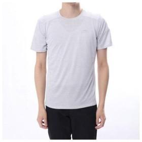 ティゴラ TIGORA メンズ 陸上 ランニング 半袖 Tシャツ TR3R1228TSウGY