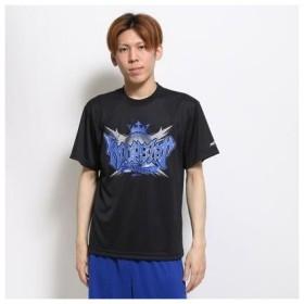 フープスターサカイ hoop star バスケットボールTシャツ THS-147 ブラック
