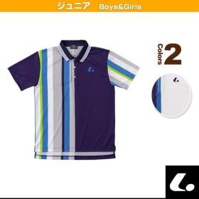 ルーセント テニスジュニアグッズ  ゲームシャツ/ジュニア(XLP-837)