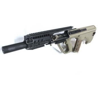 APS ステアーAUG A3 Tactical 電動ガン OD