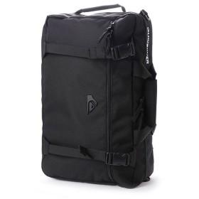 クイックシルバー 3Way バッグ 15.8L リュック ショルダーバッグ : ブラック QUIKSILVER