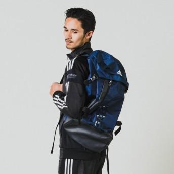 アディダス EPS バックパック 40L (CX4136) デイパック リュック : ダークブルー×ブラック adidas