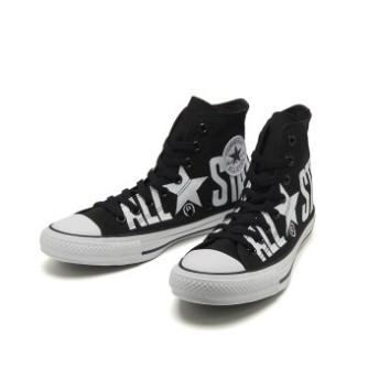 【CONVERSE】 コンバース ALL STAR BIGLOGO SP HI オールスター ビッグロゴ SP ハイ 32961531 BLACK 3H(22.5cm)