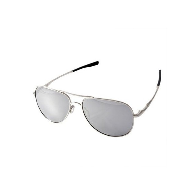 057a3436b2 OAKLEY オークリー oo4119-0860 Elmont Large Chrome iridium Sunglasses 偏光 サングラス