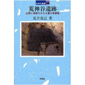 荒神谷遺跡 出雲に埋納された大量の青銅器 / 足立克己
