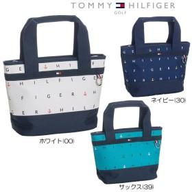 TOMMY HILFIGER GOLF トミーヒルフィガー ゴルフ モノグラム ROUND TOTE (THMG 7ST2) ラウンド トートバッグ