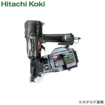 HiKOKI(日立工機)高圧ロール釘打機 メタリックグレー NV75HMC(G)